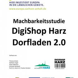 LEADER DigiShop Harz - Dorfladen 2.0 ©TECLA e.V.