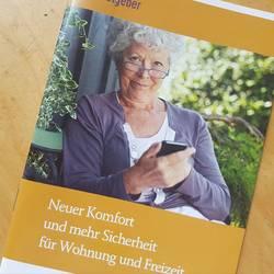 Einzigartig: Technik-Ratgeber für Senioren im Taschenbuchformat