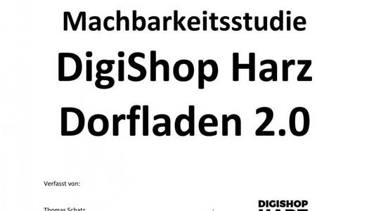 LEADER DigiShop Harz - Dorfladen 2.0